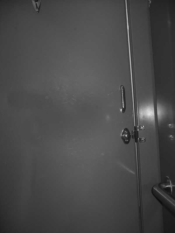 the problem door