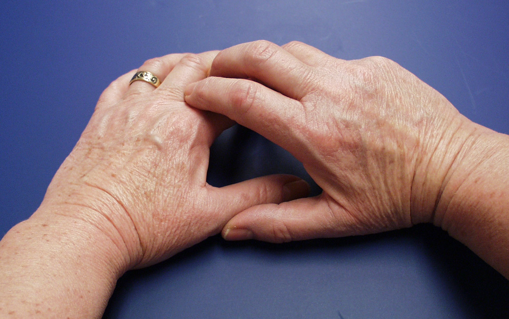 older hands