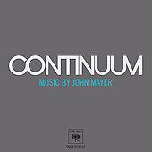 John Mayer Continuum