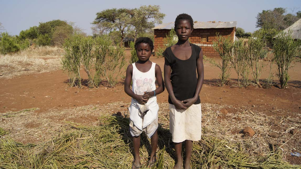 village kids