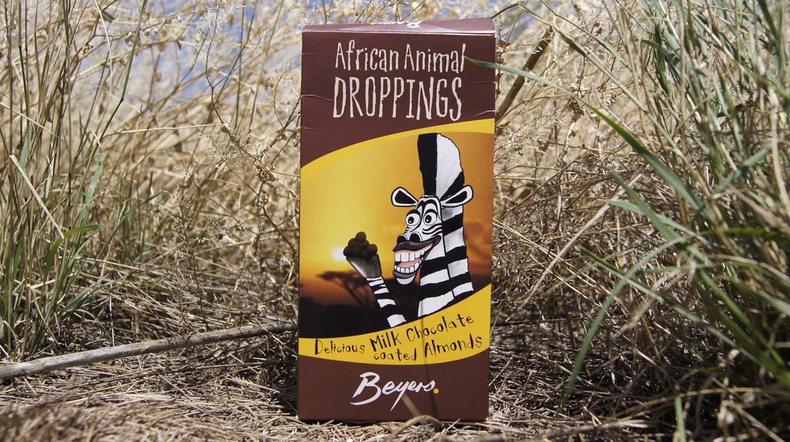 animal droppings