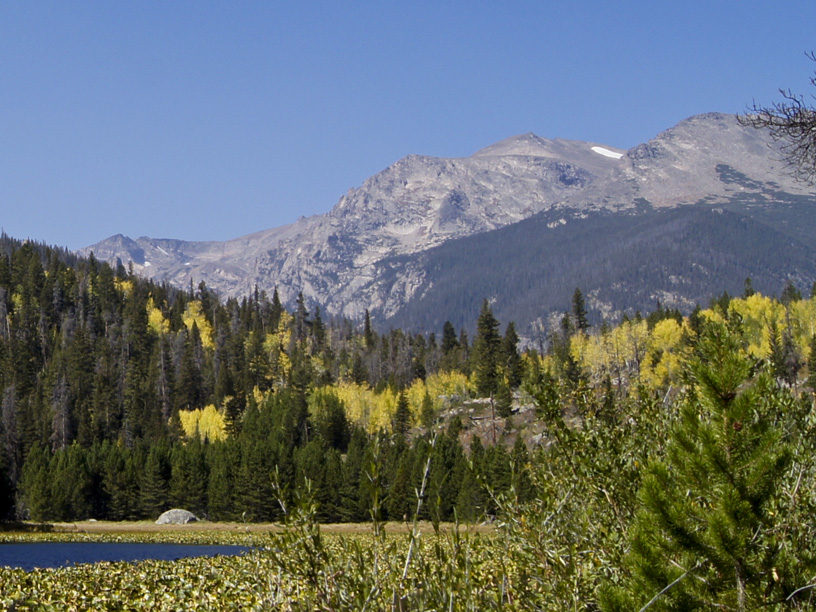 Cub Lake September 2012