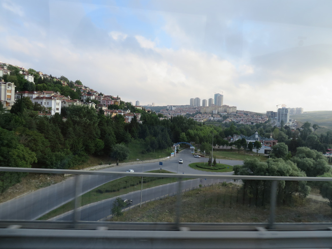 Istanbul outskirts