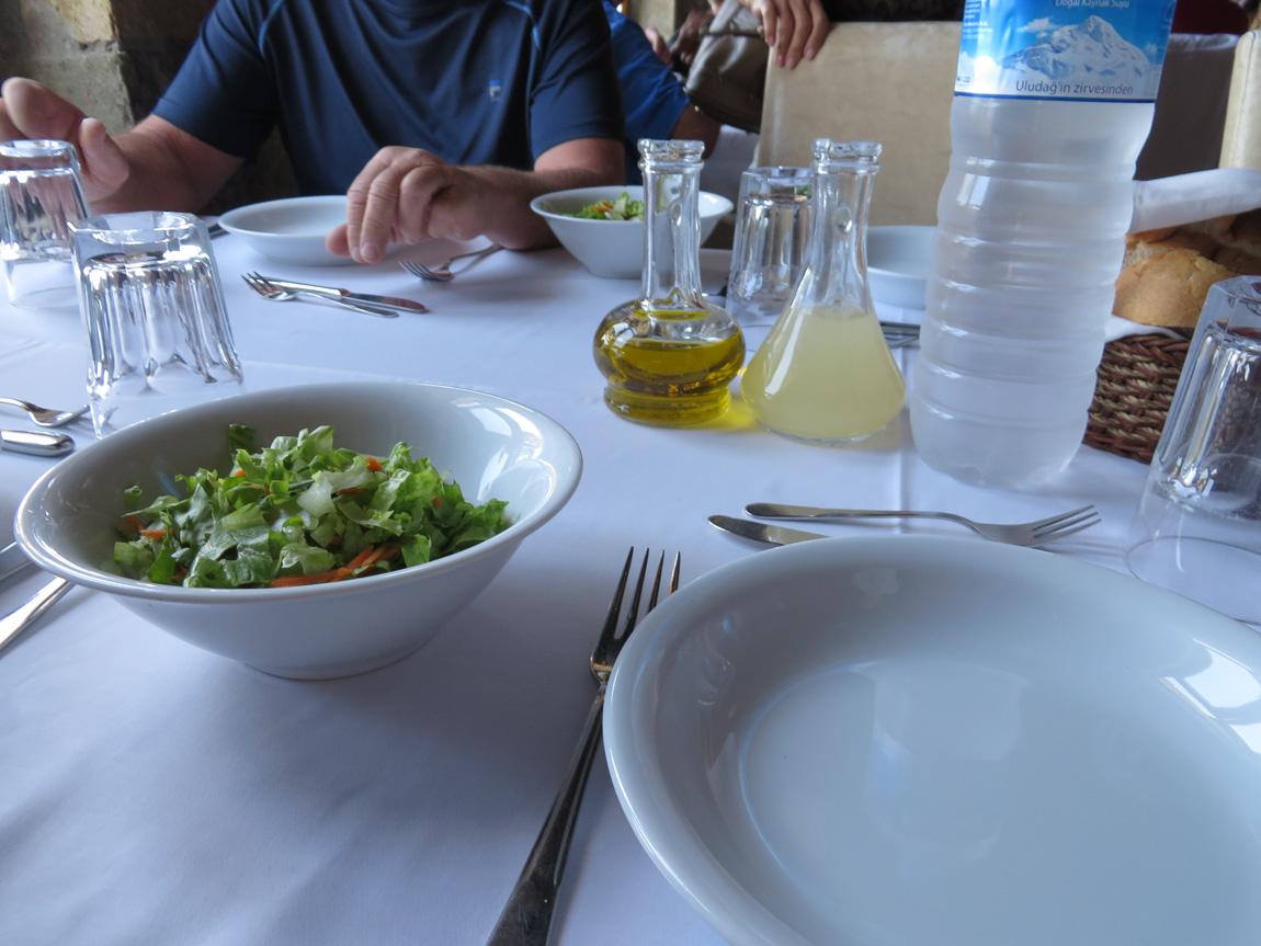 Maydos lunch