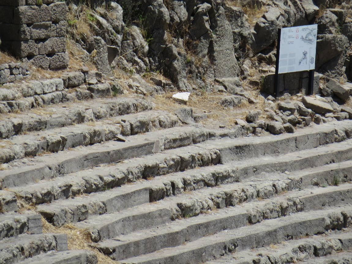 theater at Pergamum