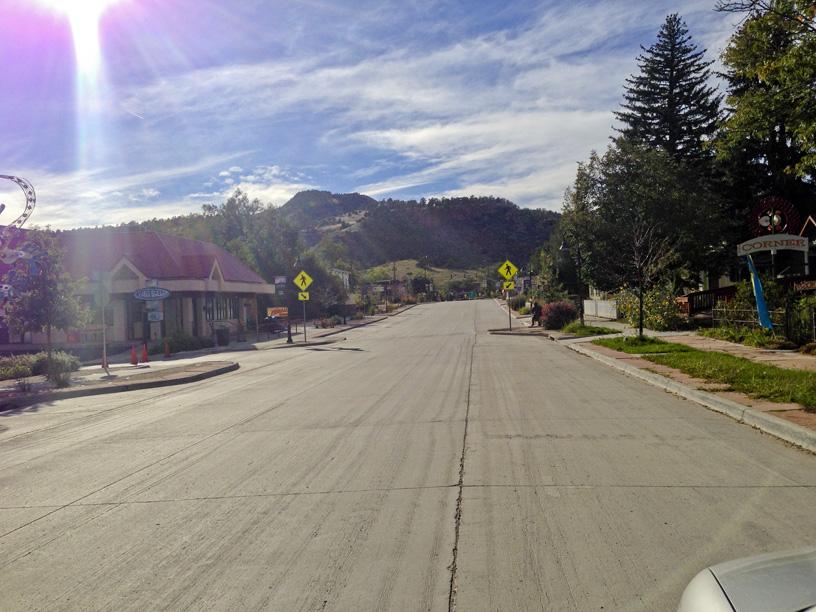 Lyons Main Street