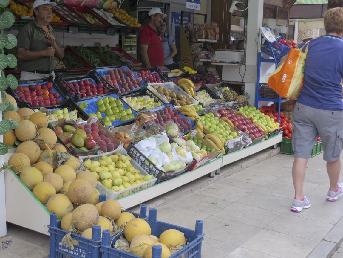 Gocek fresh produce