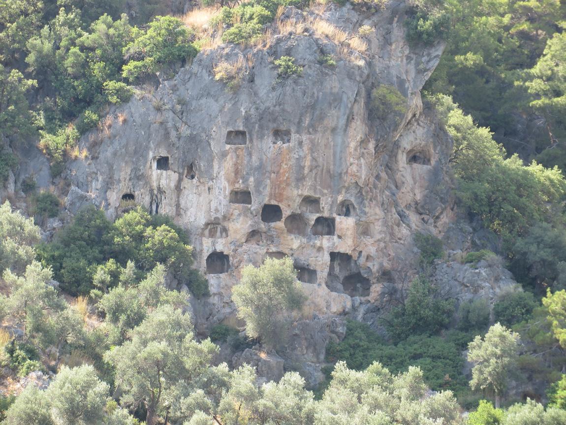 Lydean ruins