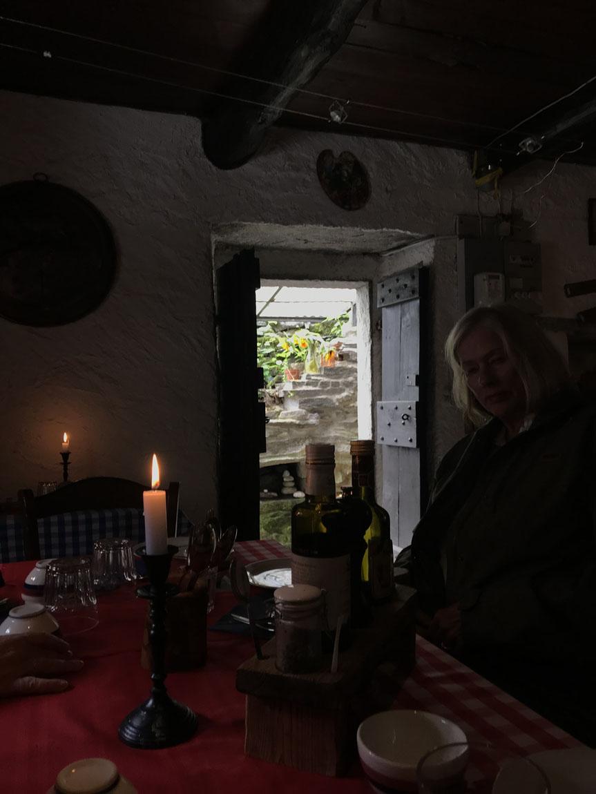 Grotto restaurant