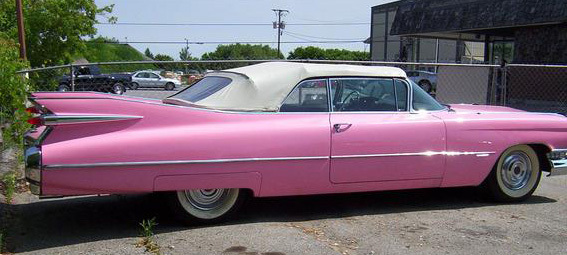pink cad side view