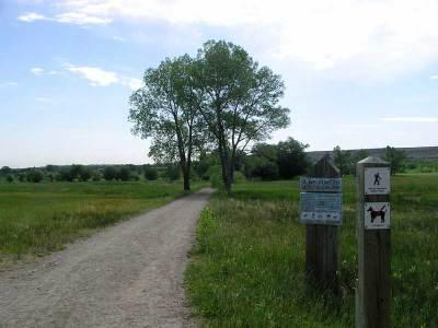 So Boulder Creek trail