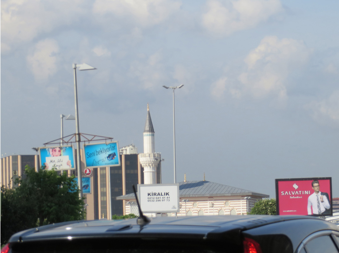mosque near airport