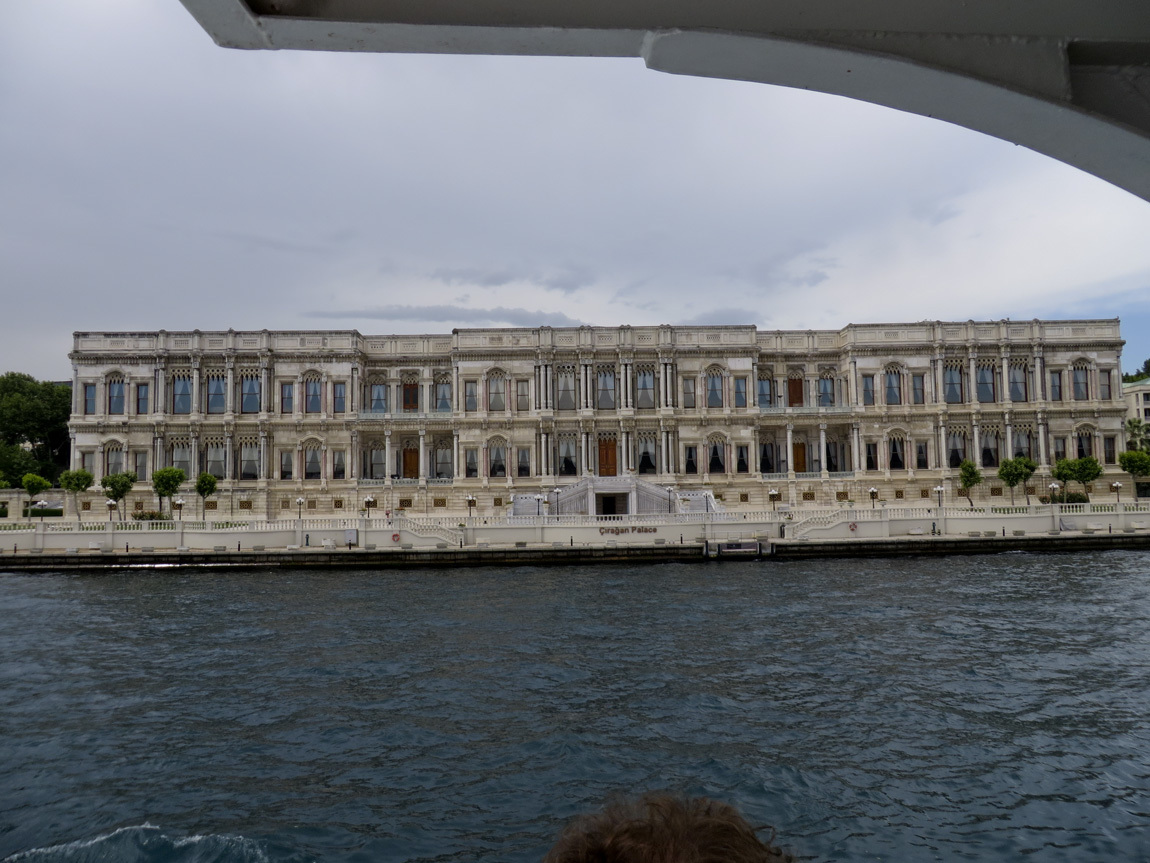 Ciragan Palace