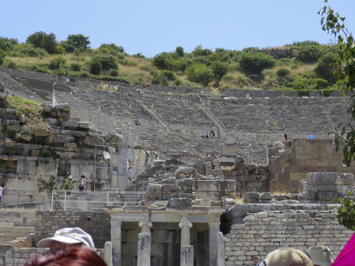 theater von ephesos