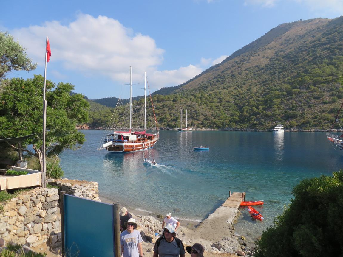 Gemiler Island