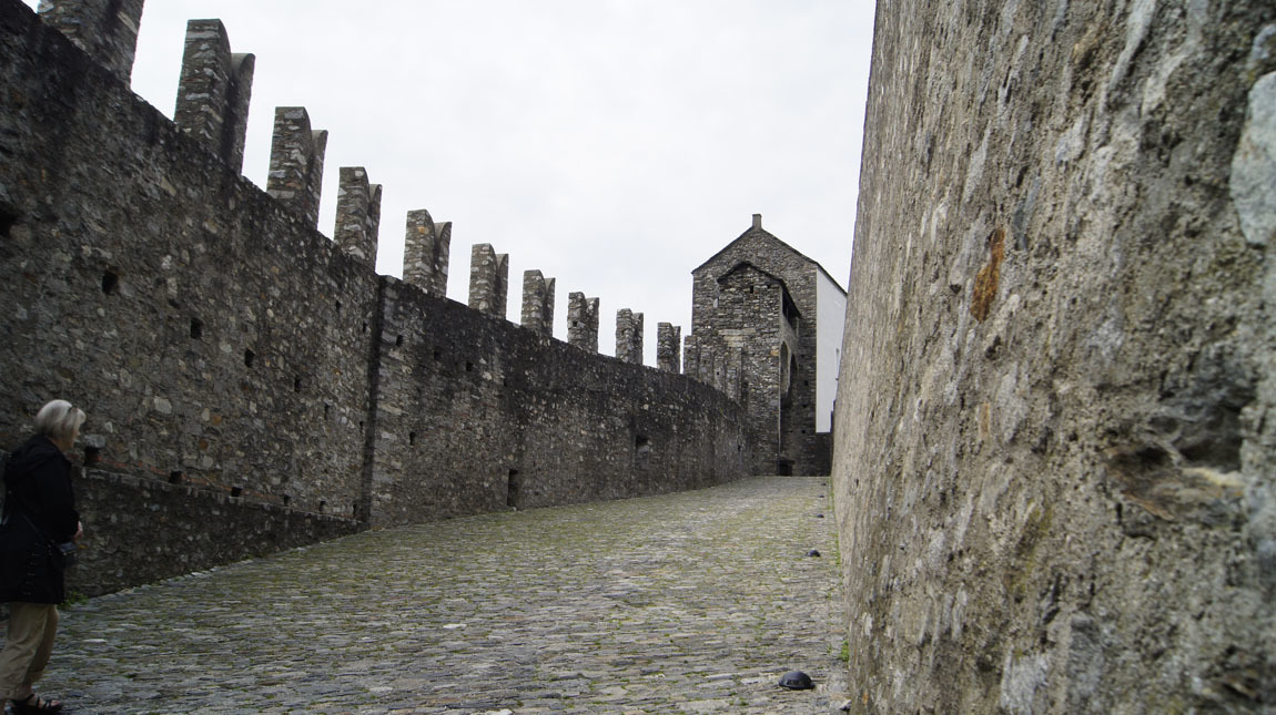Bellinzona castle